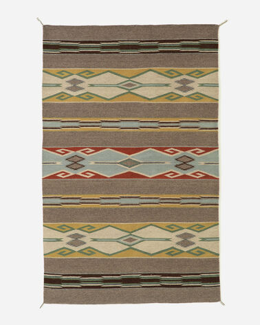 GANCHOS PINALES RUG IN TAUPE HEATHER
