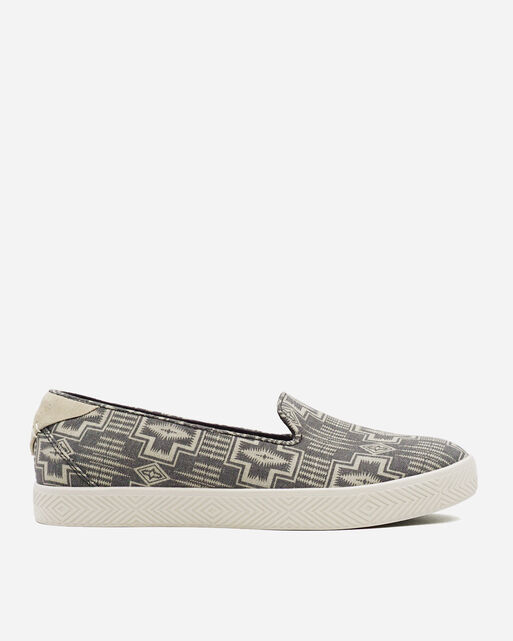 WOMEN'S COMPO COVE SLIP-ON SHOES IN MAGNET HARDING