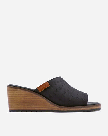 WOMEN'S PECONIC WEDGES IN BLACK