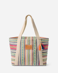 PALOMA STRIPE TOTE, BRIGHT STRIPE, large