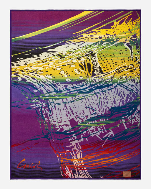 CHIHULY BLANKET #17