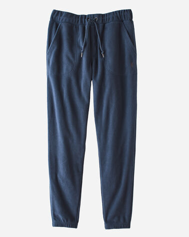 POLAR FLEECE PANTS, NAVY, large