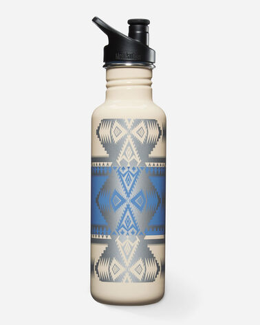 SILVER BARK WATER BOTTLE in GREY