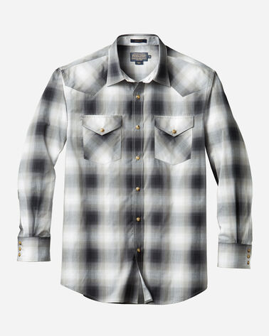 MEN'S LONG-SLEEVE FRONTIER SHIRT