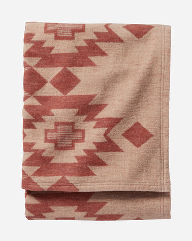 YUMA STAR ORGANIC COTTON THROW