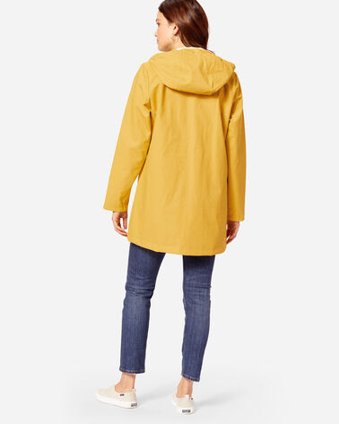 WOMEN'S SIGNATURE ASTORIA JACKET, YELLOW, large