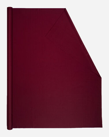 CREPE SOLID FABRIC IN BERRY