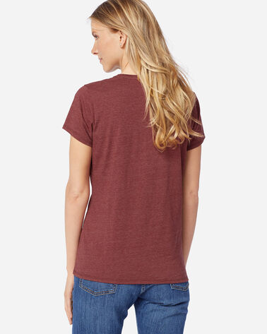 ADDITIONAL VIEW OF WOMEN'S PENDLETON LOGO GRAPHIC TEE IN WILD GINGER