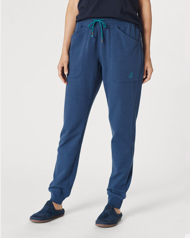 LOUNGE PANTS, INDIGO, large