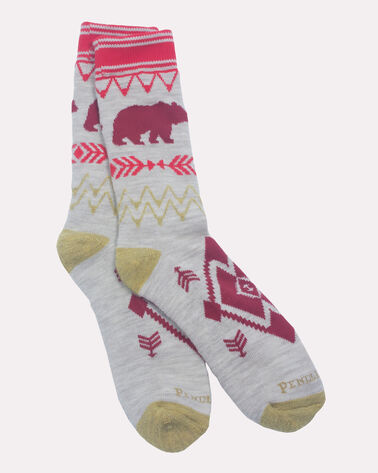 BEAR PATH CAMP SOCKS