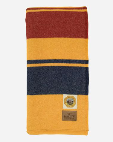 YELLOWSTONE NATIONAL PARK BLANKET