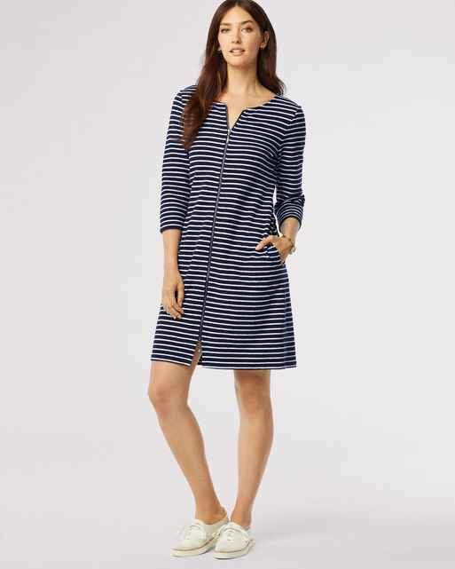LOLA STRIPE DRESS, , large