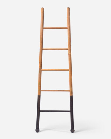 MEDIUM BLOAK LADDER IN NATURAL