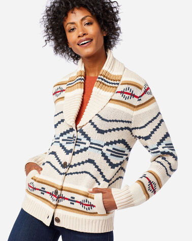 WOMEN'S CURRENTS CARDIGAN