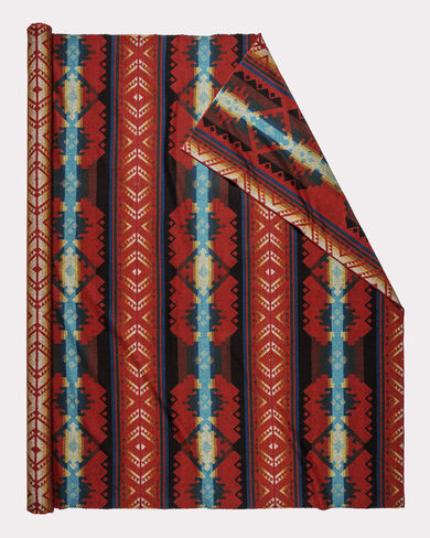 COYOTE CANYON FABRIC, RED, large