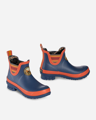NATIONAL PARK CHELSEA RAIN BOOTS IN GRAND CANYON NAVY
