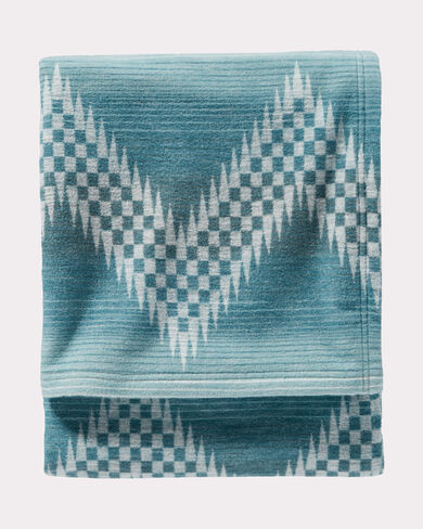 WILLOW BASKET ORGANIC COTTON BLANKET, , large