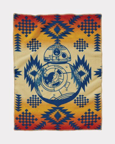 STAR WARS BB-8 PADAWAN BLANKET