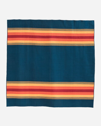 ADDITIONAL VIEW OF GRAND CANYON NATIONAL PARK QUILT SET IN GRAND CANYON