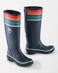 NATIONAL PARK TALL RAIN BOOTS, CRATER LAKE BLUE, large