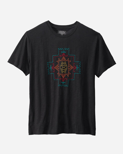 MEN'S HERITAGE EMBROIDERED TEE