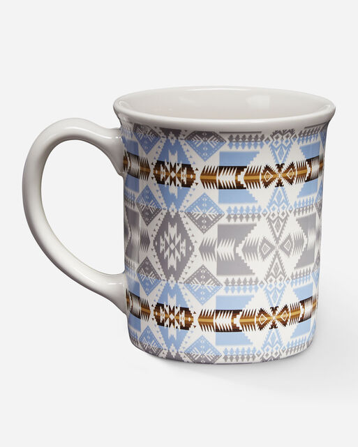 SILVER BARK COFFEE MUG IN GREY