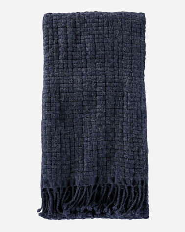 CESTINO WOOL/ALPACA FRINGED THROW