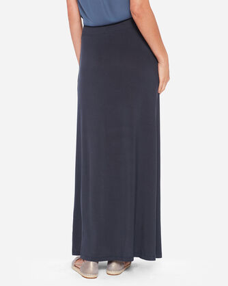 JERSEY MAXI SKIRT, INK, large