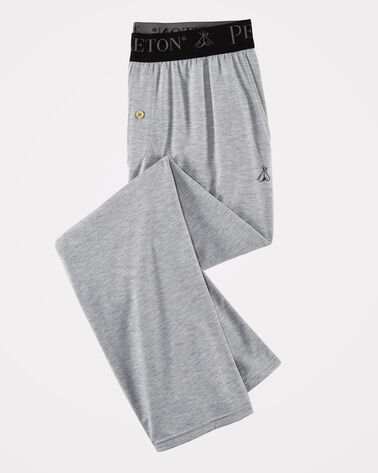 SLEEP PANTS, GREY HEATHER, large