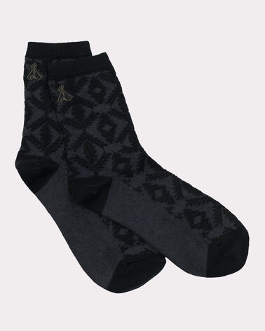 DIAMOND RIVER ANKLET SOCKS
