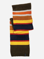 NATIONAL PARK SCARF IN BADLANDS STRIPE