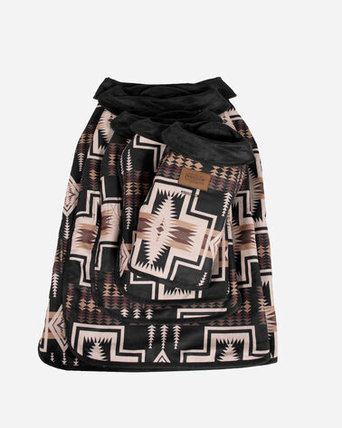 ADDITIONAL VIEW OF EXTRA SMALL HARDING DOG COAT IN HARDING