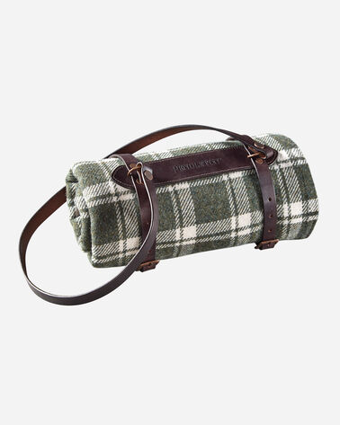 PREMIUM SMALL LEATHER CARRIER, DARK BROWN, large