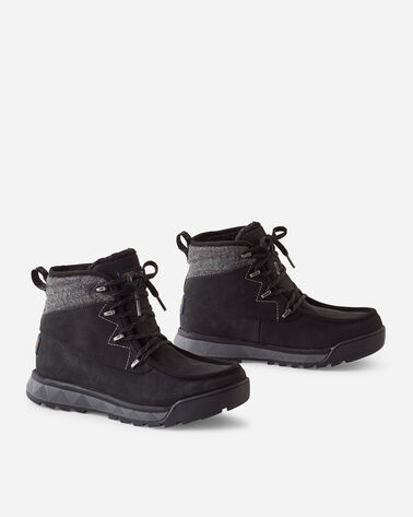 WOMEN'S TORNGAT TRAIL LACE-UP BOOTS IN BLACK