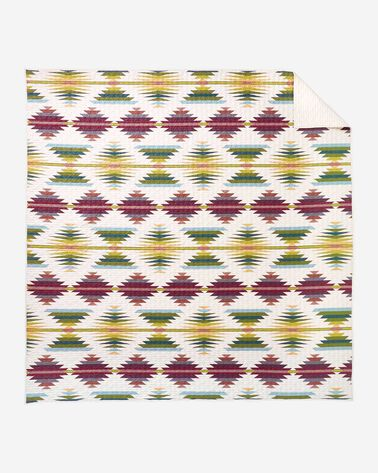 FALCON COVE COVERLET SET, TAN MULTI, large