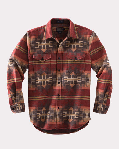 FITTED PINETOP SHIRT