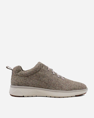 WOMEN'S PENDLETON WOOL SNEAKERS IN FEATHER HEATHER