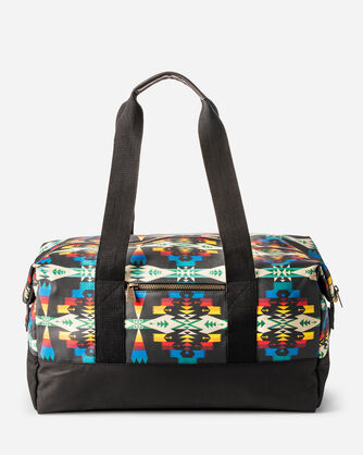 ADDITIONAL VIEW OF TUCSON CANOPY CANVAS WEEKENDER IN BLACK/MULTI