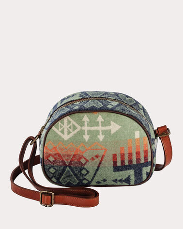 ARROW REVIVAL HALF MOON PURSE