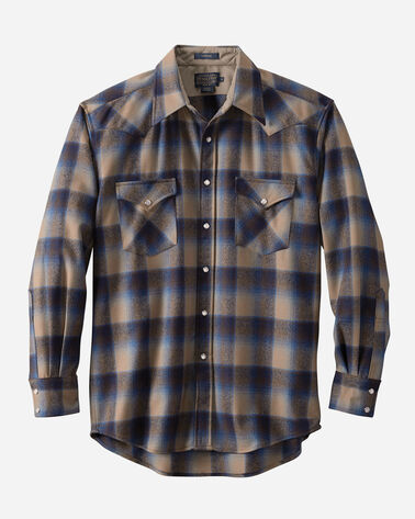 MEN'S SNAP-FRONT WESTERN CANYON SHIRT