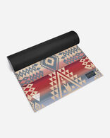PENDLETON X YETI YOGA CANYONLANDS MAT IN GOLD