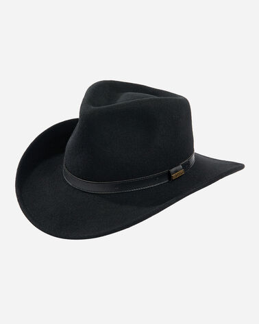 OUTBACK HAT, BLACK, large