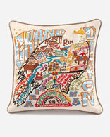 GRAND CANYON PILLOW IN MULTI