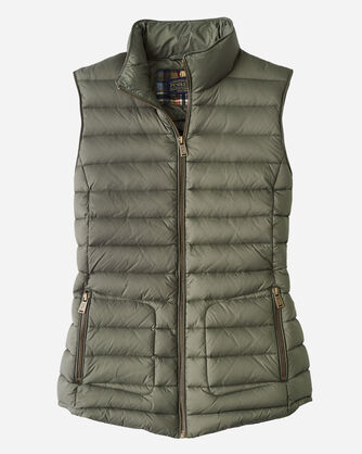 ZIP FRONT VEST, FOREST NIGHT, large