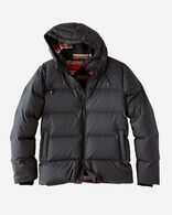 MEN'S WATERPROOF YUMA DOWN JACKET, ACADIA BLACK, large