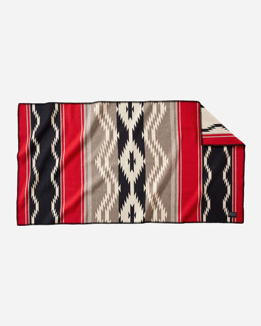 SPECIAL EDITION WATER SADDLE BLANKET IN RED MULTI
