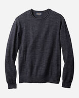 MEN'S ROLL NECK CREW SWEATER