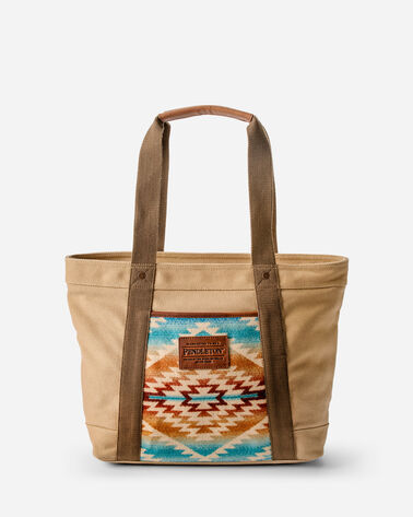 PAGOSA SPRINGS TOTE, TAN PAGOSA SPRINGS, large