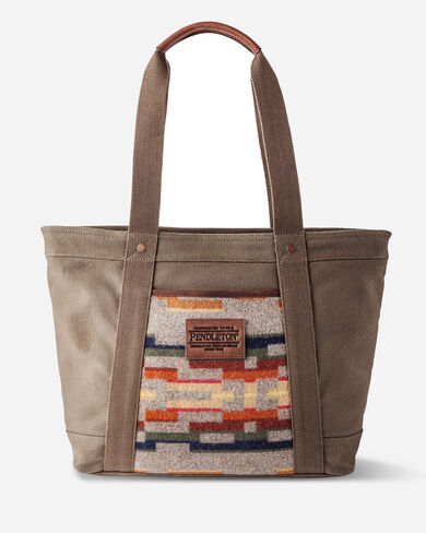 PAINTED HILLS TOTE, PAINTED HILS, large