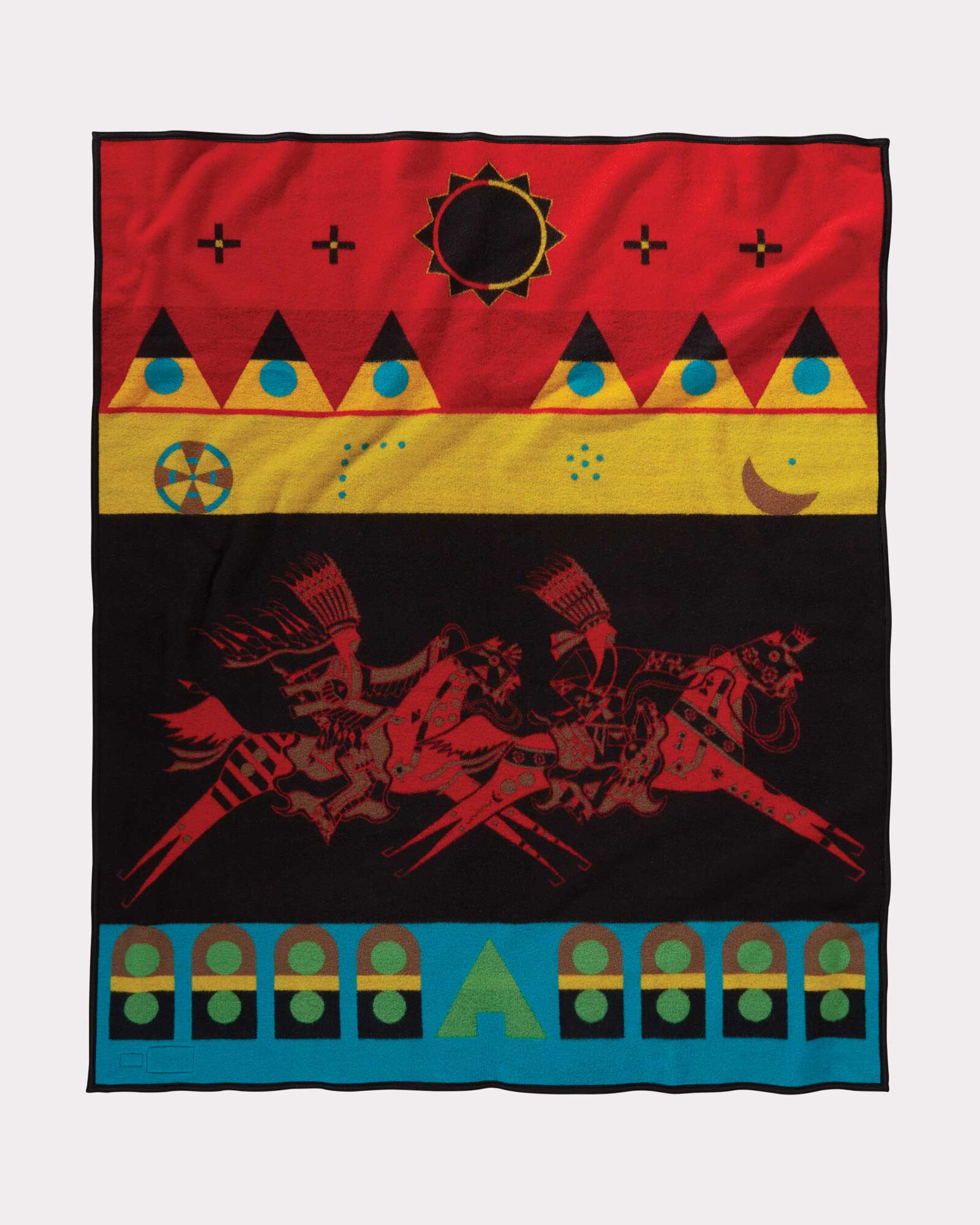 Lords Of The Plains Blanket Pendleton